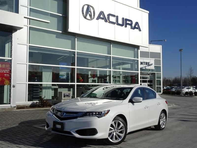 2018 Acura ILX Prem|Ex-Courtesy Car|Local Car|Warranty til May 20 #886639