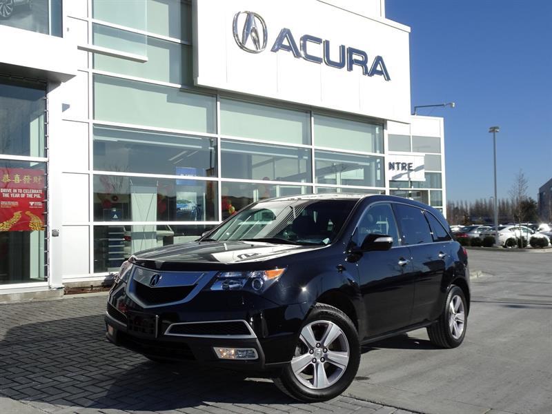 2013 Acura MDX Tech #997135A