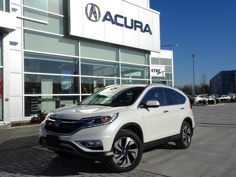 2015 Honda CR-V Touring AWD #937398A