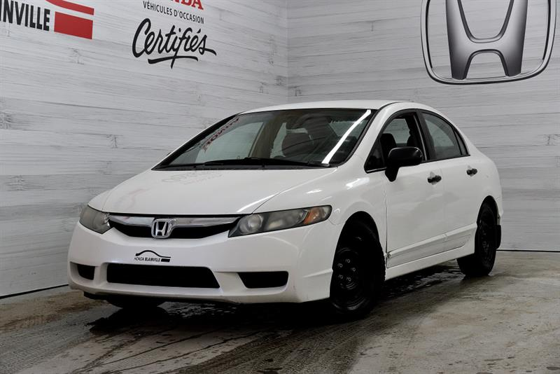 Honda Civic Berline 2010 4 portes DX-G  #U-1488A