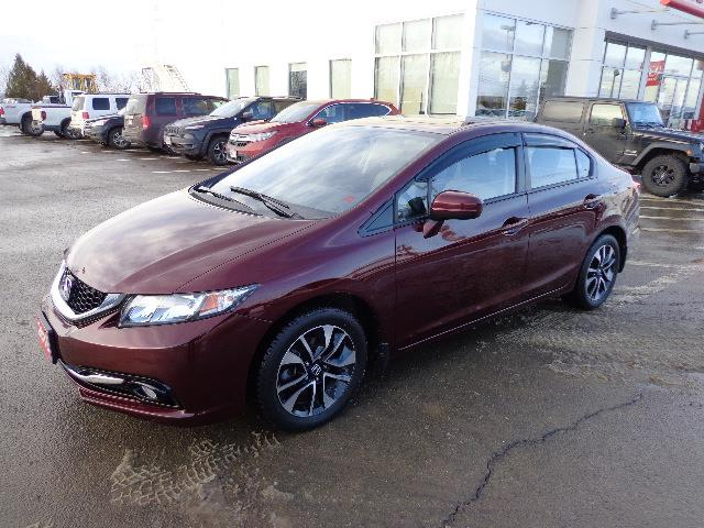 2015 Honda Civic Sedan 4dr Auto EX #FH005296A