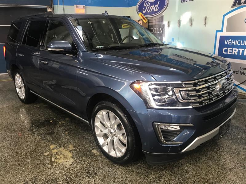Ford Expedition 2018 Limited 4x4 #97227A