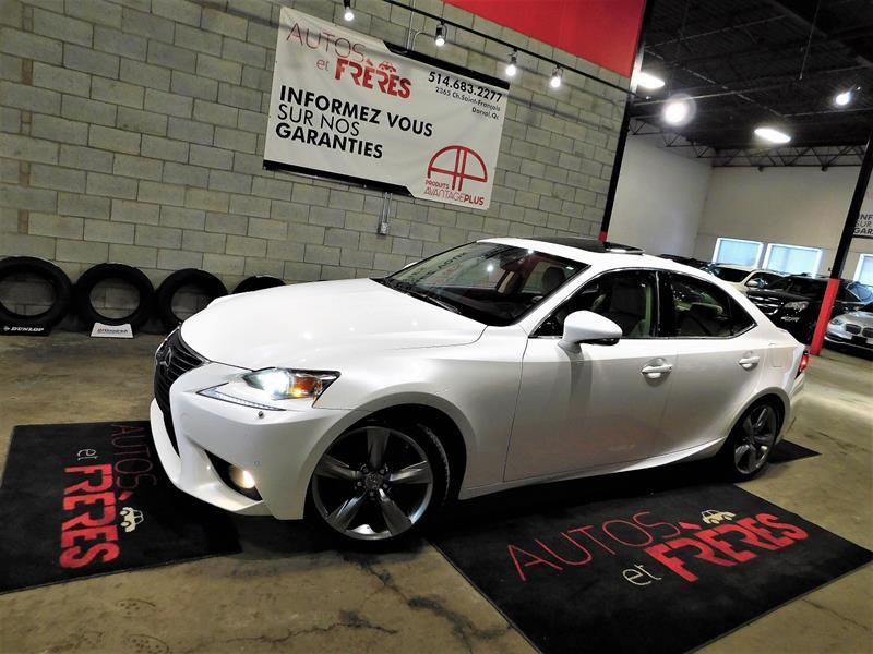 Lexus IS 350 2014 AWD #894