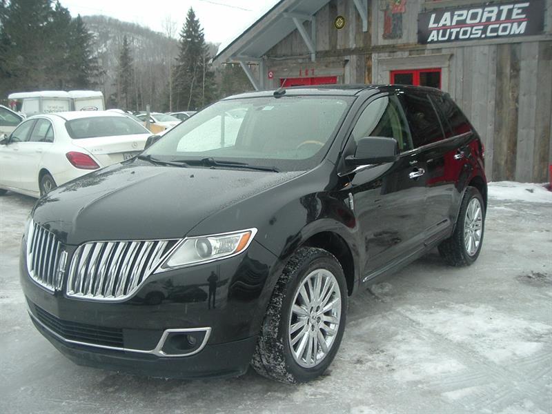 Lincoln MKX 2011 suv #5206