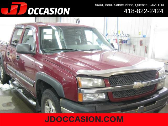 Chevrolet Silverado 1500 2004 Crew Cab 143.5 WB 4WD #MI178