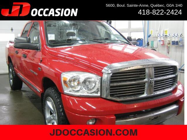 Dodge Ram 1500 2007 4WD Quad Cab #80120A