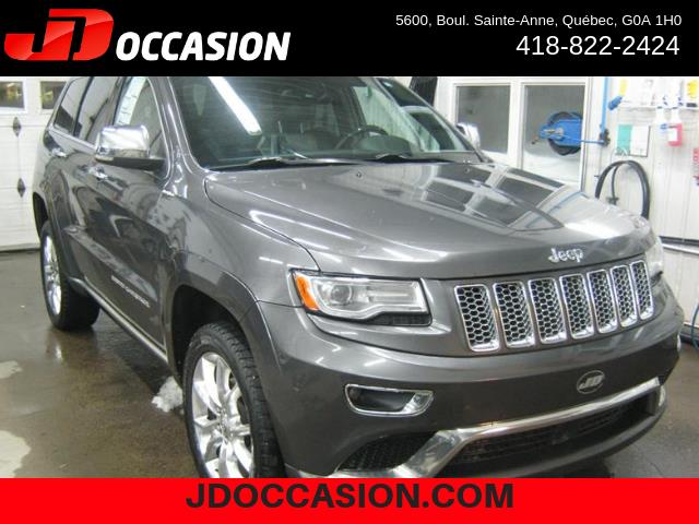 Jeep Grand Cherokee 2014 4WD 4dr Summit #80288A