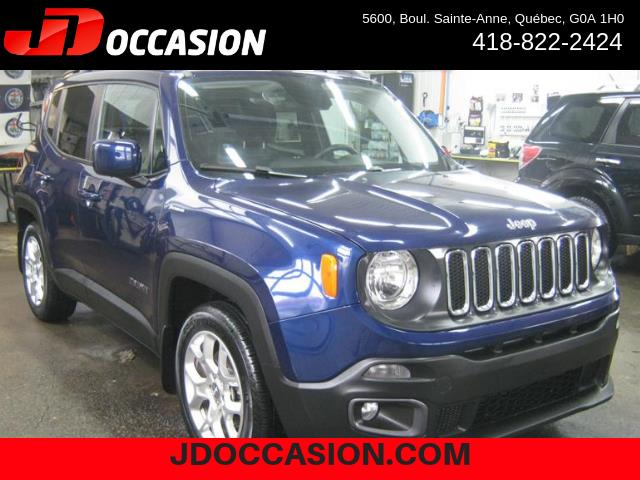 Jeep Renegade 2016 FWD 4dr North #90195A