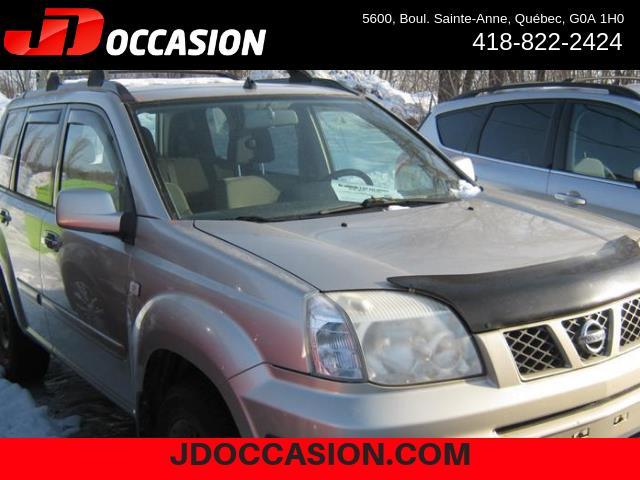 Nissan X-Trail 2005 4dr AWD #A4926A