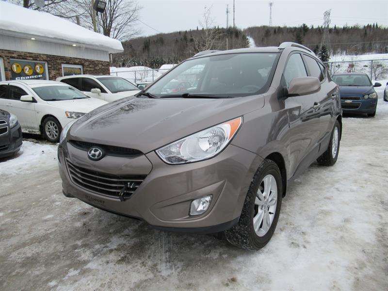 Hyundai Tucson 2011 GLS #19-006