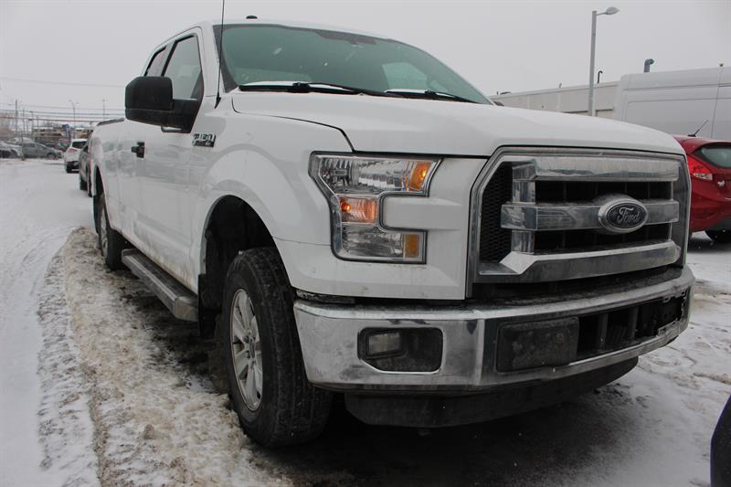 Ford F-150 2016 2WD SuperCab 145 #81636a