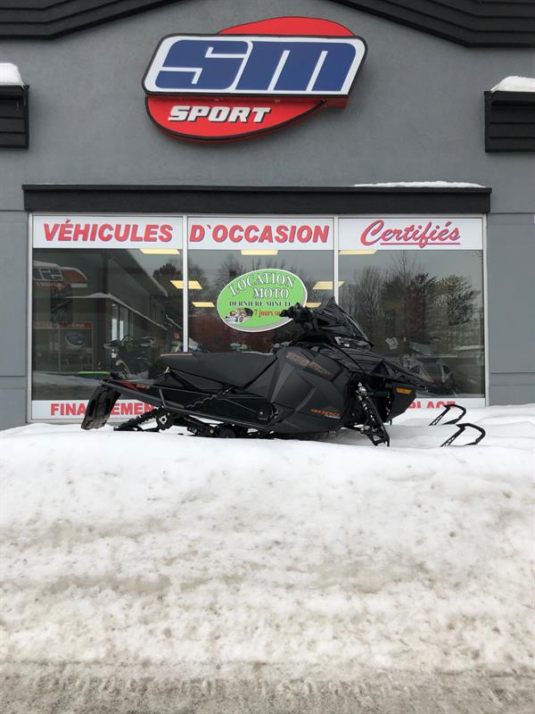 Arctic Cat ZR 9000 2018