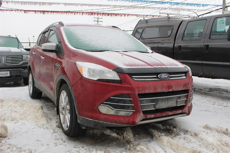 Ford Escape 2014 SE ** AWD ** 2.0L Gros Ecran #81381a