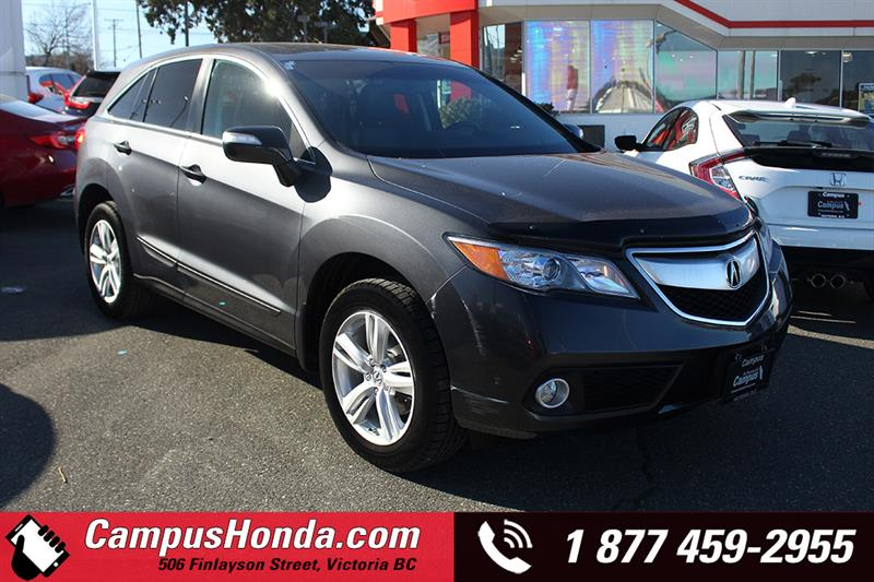 2015 Acura RDX AWD Tech Navi Bluetooth #19-0268A