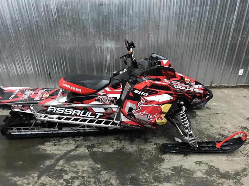 Polaris 800 RMK Assault 2014