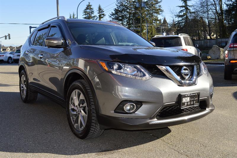 2014 Nissan Rogue SL AWD - Fully Loaded!!! #CWL8947M