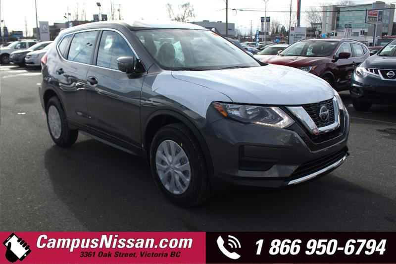 2019 Nissan Rogue S AWD #9-P166-NEW-NEW