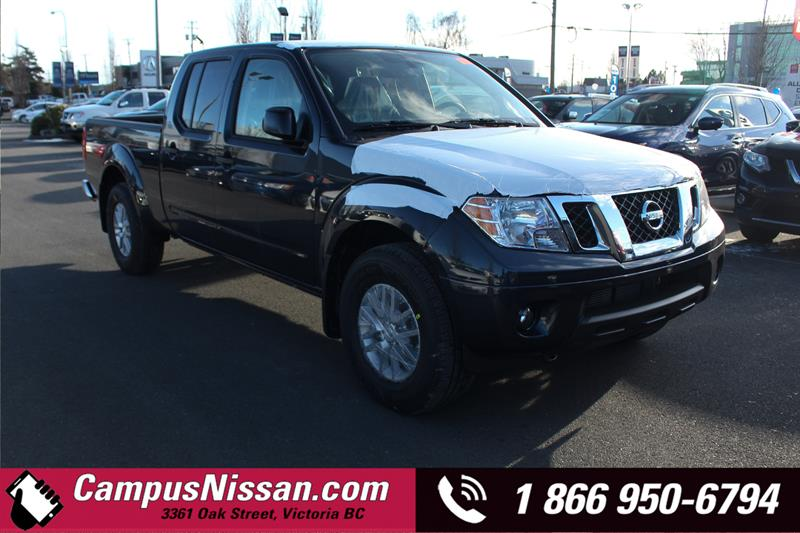 2019 Nissan Frontier SV 4WD King Cab #9-T175