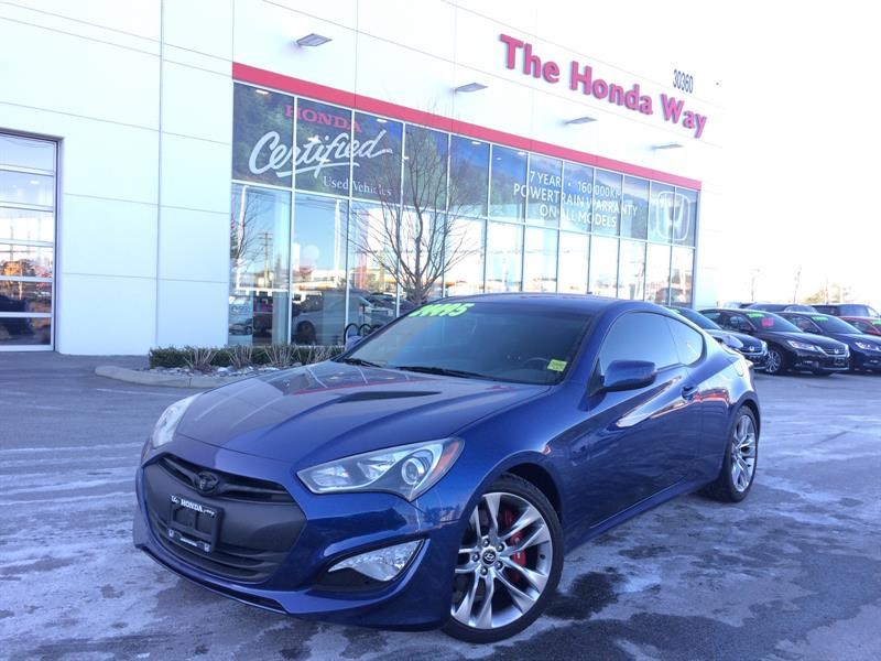 2016 Hyundai Genesis 3.8 R-SPEC - WINDOW TINT, AFTERMARKET EXHAUST, BLU #18-733A