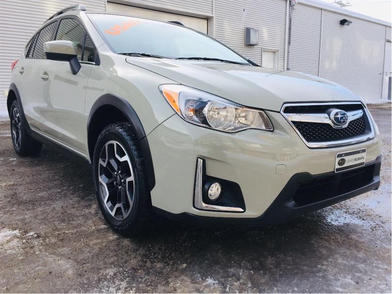 Subaru Crosstrek 2016 Touring Package #15823A