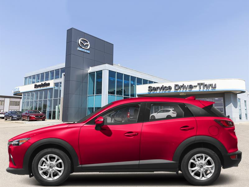 2019 Mazda CX-3 GS AWD #MT415774