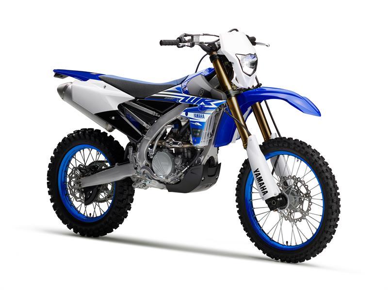 Yamaha WR250F 2019