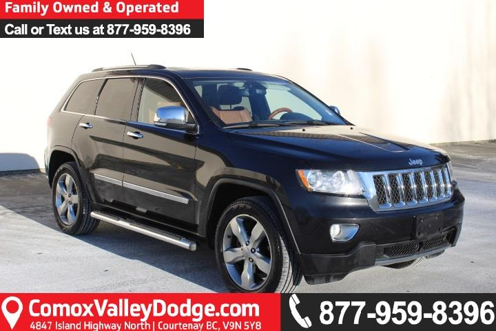 2013 Jeep Grand Cherokee Overland #C622461A