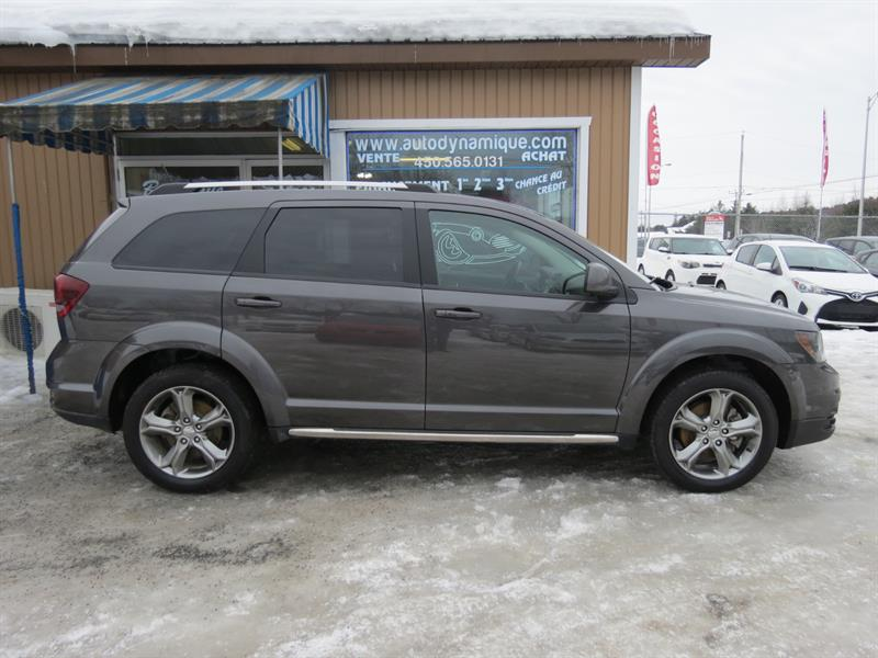 Dodge Journey 2017 AWD 4dr Crossroad #4302