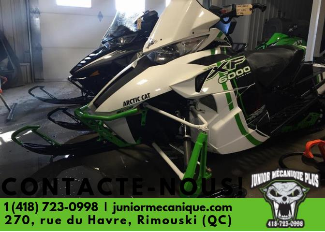 Arctic Cat XF 6000 137