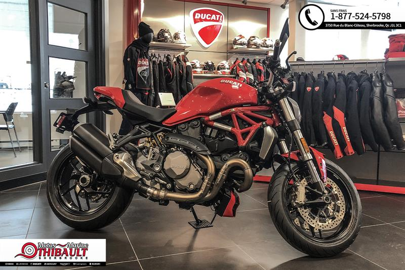 Ducati Monster 1200 2018
