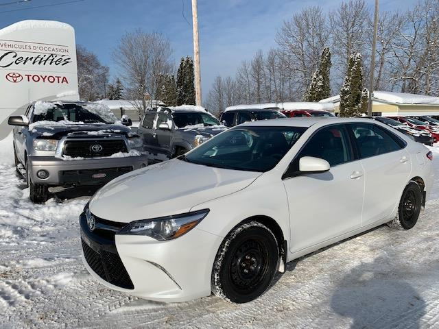 Toyota Camry 2017 XSE- BAS KM- 1 SEULE PROPRIO #GB