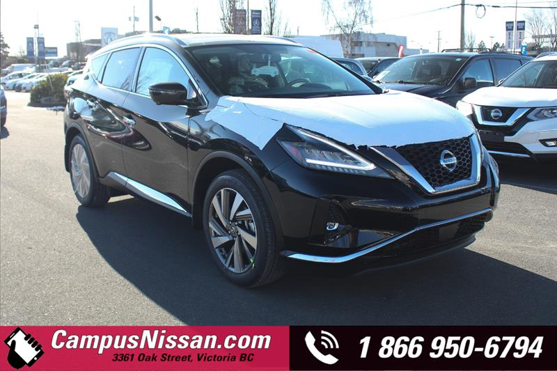 2019 Nissan Murano SL AWD w/ Leather & Moonroof #9-Q165