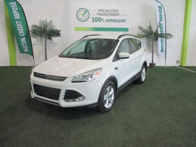 Ford Escape 2015 4WD 4dr SE #2538-01