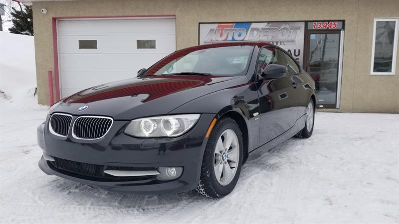 BMW 3 Series 2011  328i coupe xDrive Sport pkg #5550M
