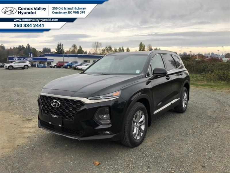 2019 Hyundai Santa Fe Essential AWD 2.4L Safety Package Dark Chrome #19SF0198