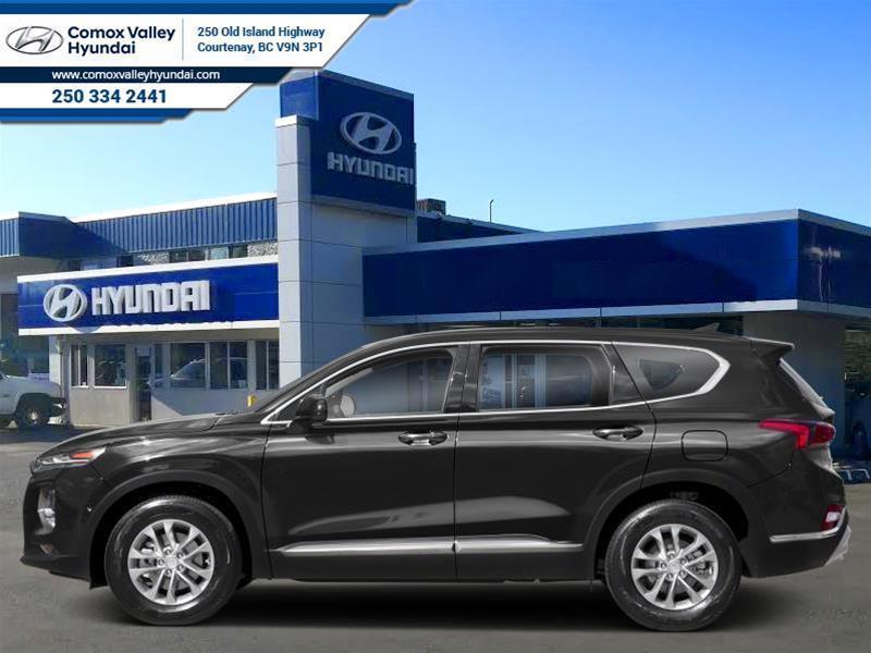 2019 Hyundai Santa Fe Luxury AWD 2.0T Dark Chrome #19SF0728