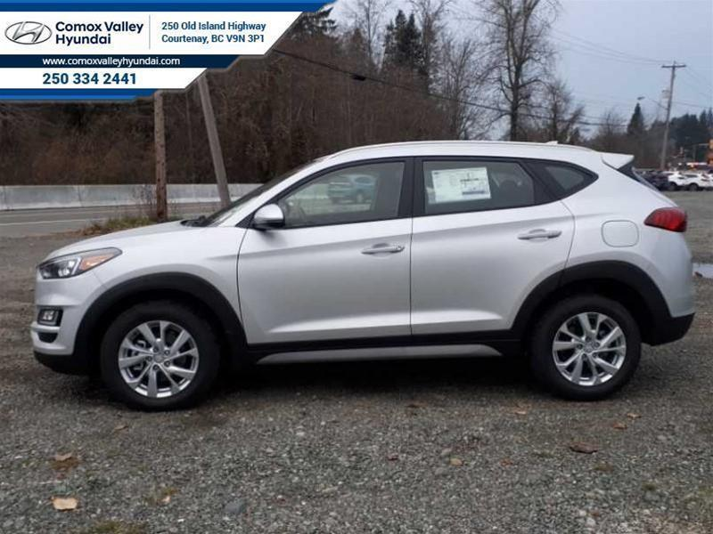 2019 Hyundai Tucson Awd 2 0l Preferred New For Sale In Courtenay At