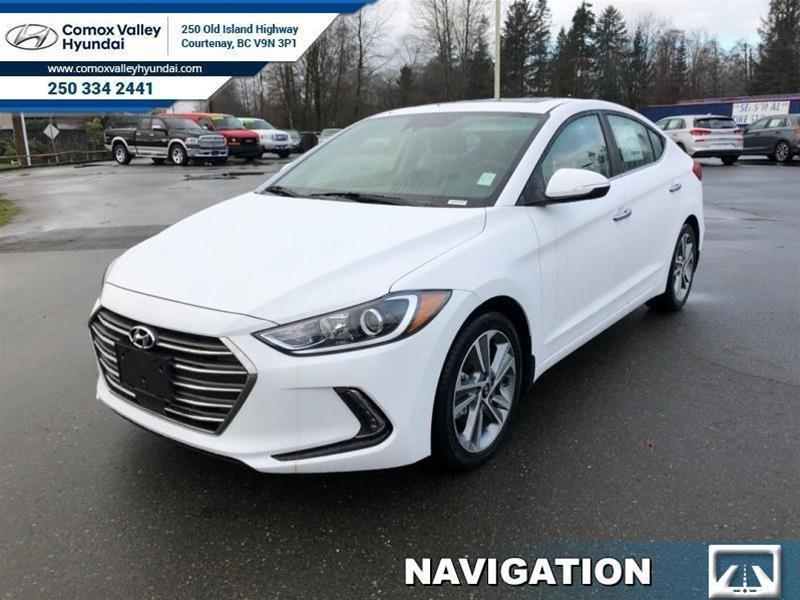 2018 Hyundai Elantra Sedan Limited #H8-290