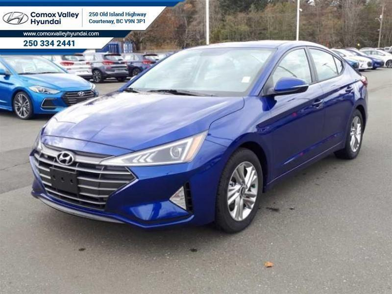 2019 Hyundai Elantra Sedan Preferred at #H9-09