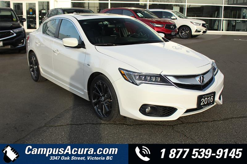 2016 Acura ILX 4dr Sdn A-Spec #AC0946