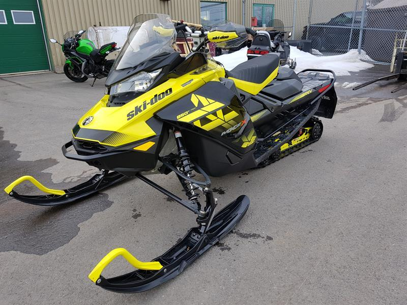 Skidoo MXZ X 850 2018