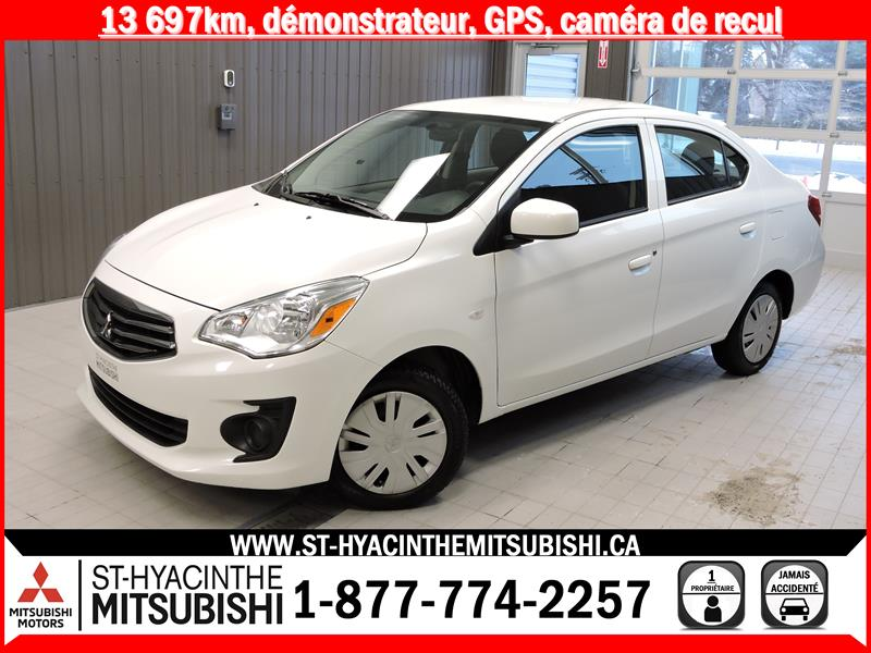 Mitsubishi Mirage G4 2018 ES plus  #17779
