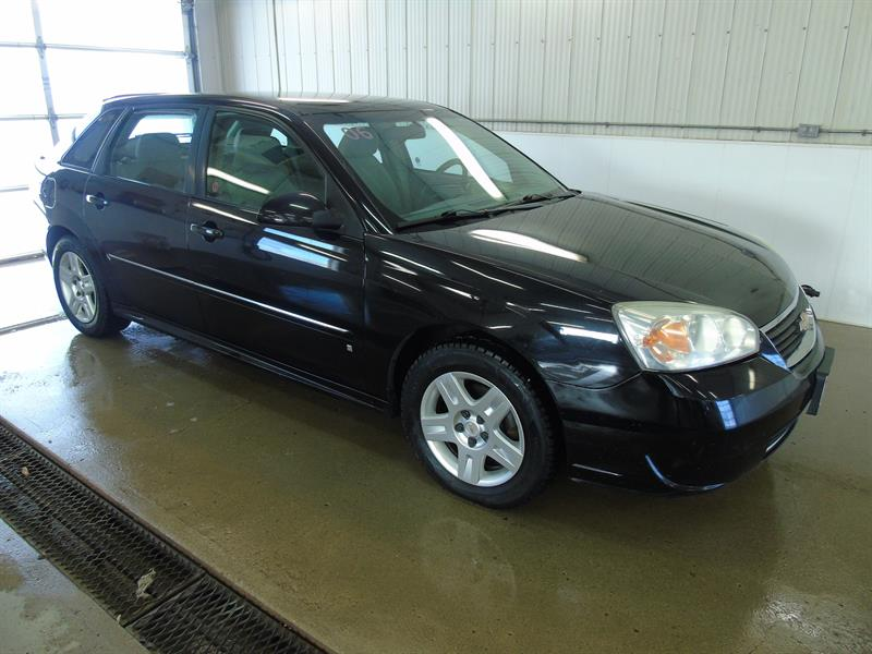 2006 Chevrolet Malibu Maxx LT, Air Conditioning, CD Player #J-047B