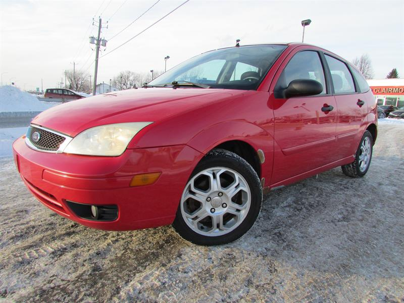 Ford FOCUS 2006 ZX5 SES A/C MAN. CRUISE SIEGES CHAUFFANTS!!! #4181