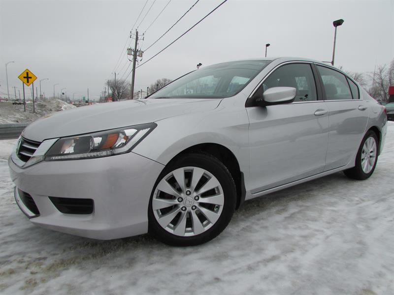 Honda Accord 2014 LX A/C BLUETOOTH **48 000KM** #4203
