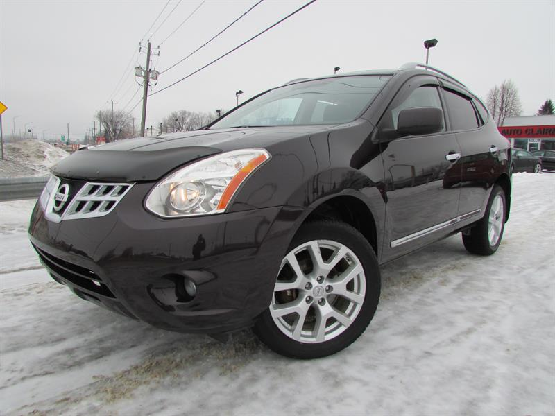 Nissan Rogue 2012 SV AWD BLUETOOTH TOIT OUVRANT!!! #4178