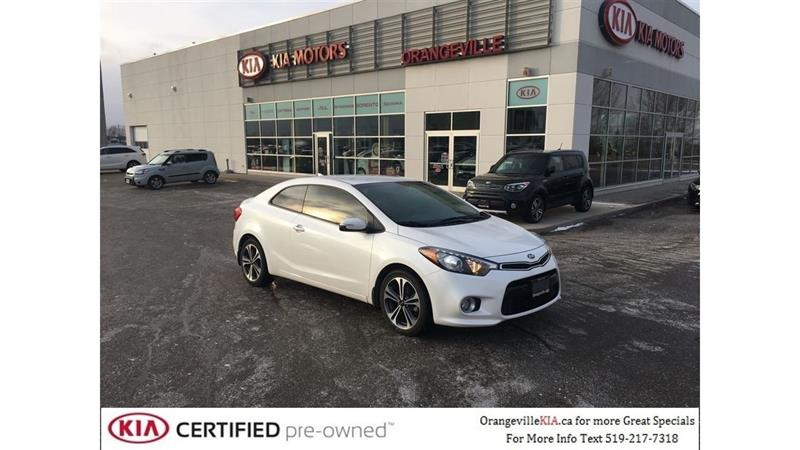 2016 Kia Forte Koup EX Auto - Trade-in #62078A