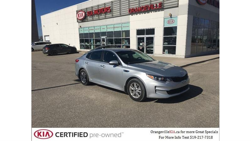 2017 Kia Optima LX Automatic - CarProof $0 #K0631