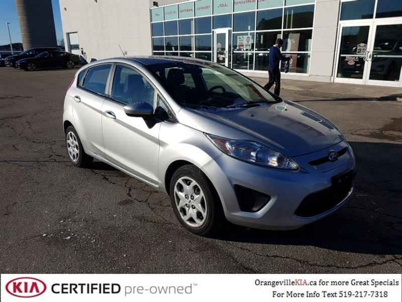 2012 Ford FIESTA Hatch SE Automatic - Trade-in #82091A