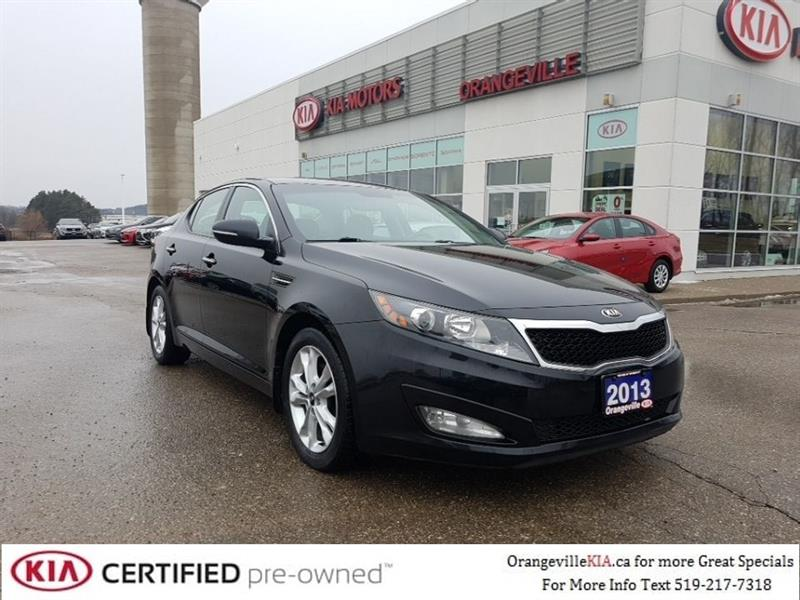 2013 Kia Optima EX Automatic - 1-Owner Trade #83014A